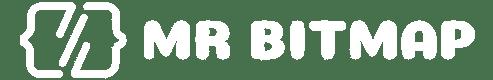 Mr Bitmap Logo